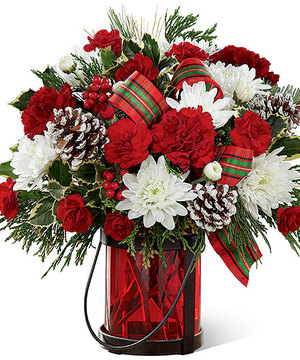 Holiday Wishes Bouquet