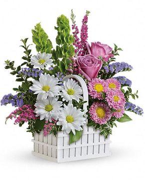 White Picket Bouquet