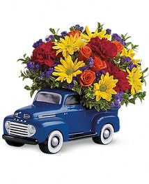 48 Ford Pick Up Bouquet